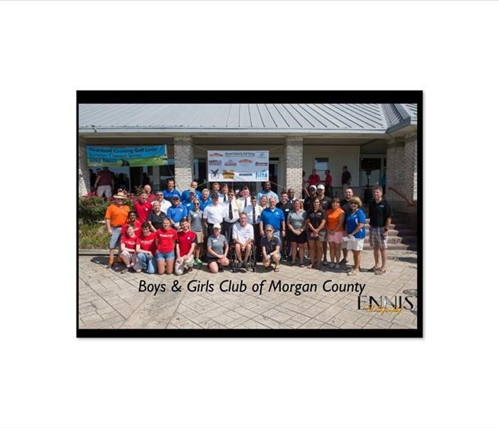Boys & Girls Club of Morgan County 8th Annual Celebrity Golf Outing Sponsored by SERVPRO