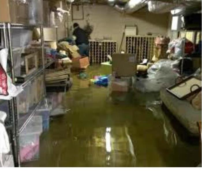 Water Damage Morgan & Putnam County Residents:  We Specialize in Flooded Basement Cleanup and Restoration!