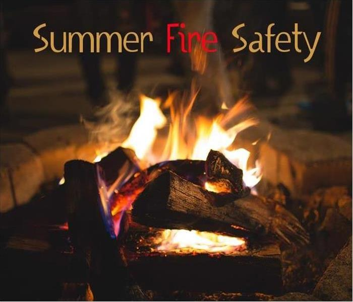 summer fire pit safety