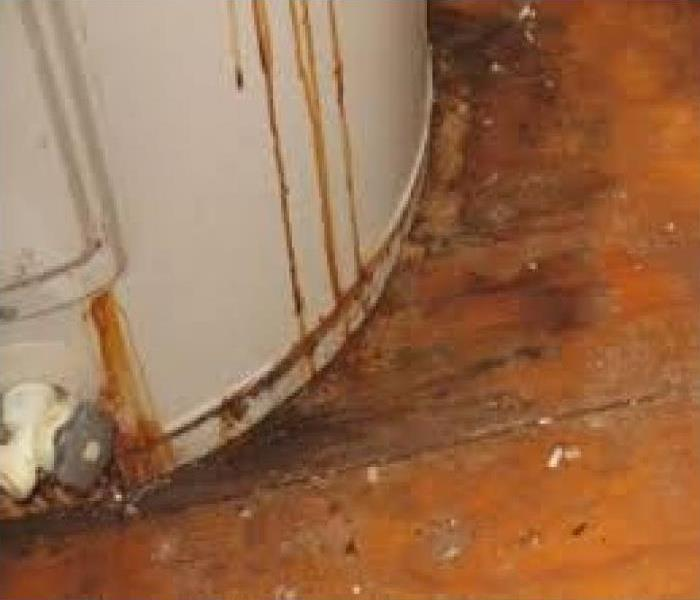 Water Damage Four Signs You Might Need A New Water Heater in your Mooresville, IN home