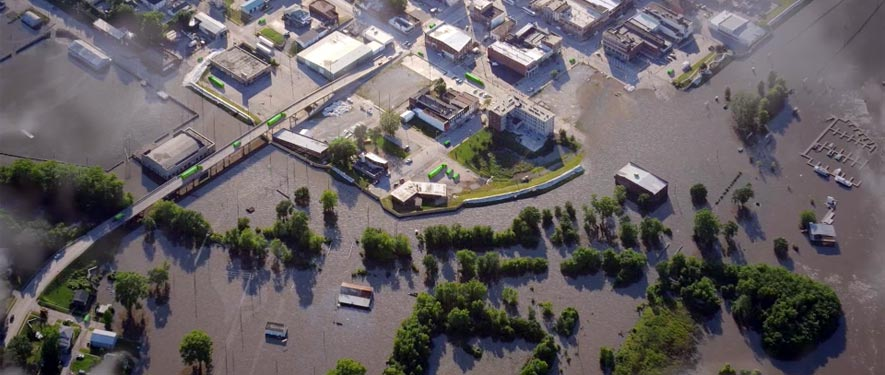 Bainbridge, IN commercial storm cleanup